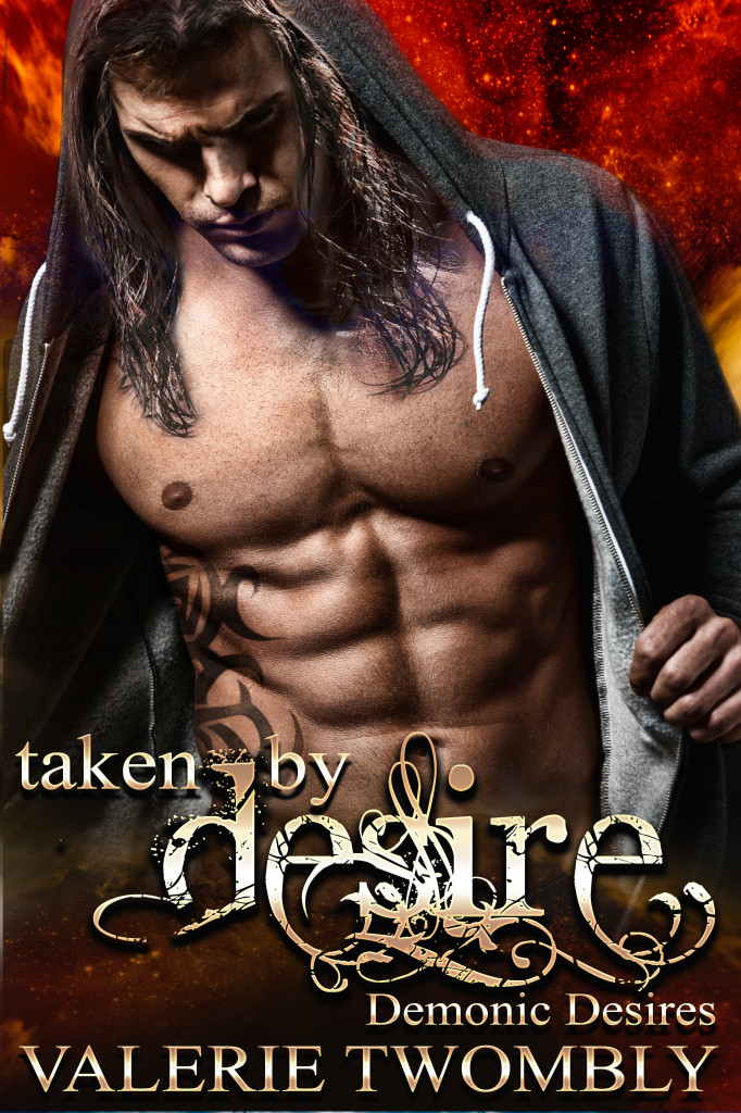 Book Cover: Taken By Desire (Book 1)