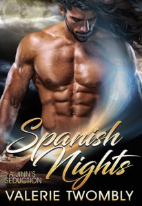 Book Cover: Spanish Nights