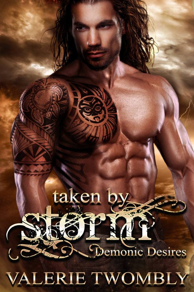 Book Cover: Taken By Storm (Book 2)