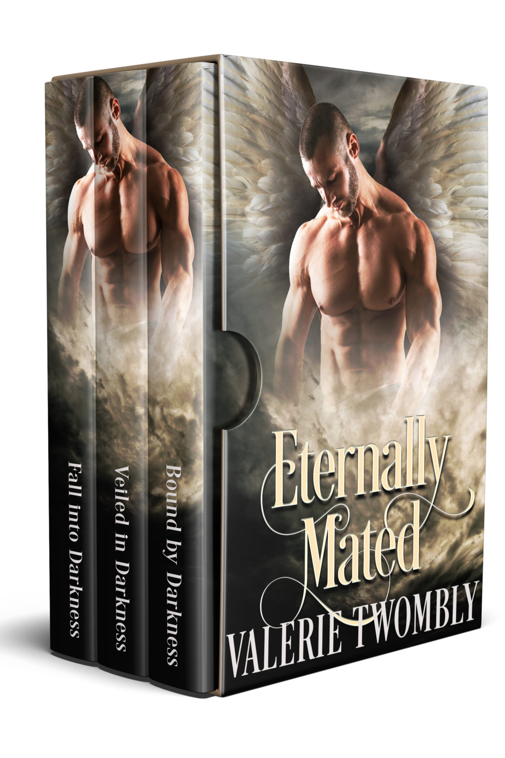 Book Cover: Eternally Mated Boxset (Books 1-3)