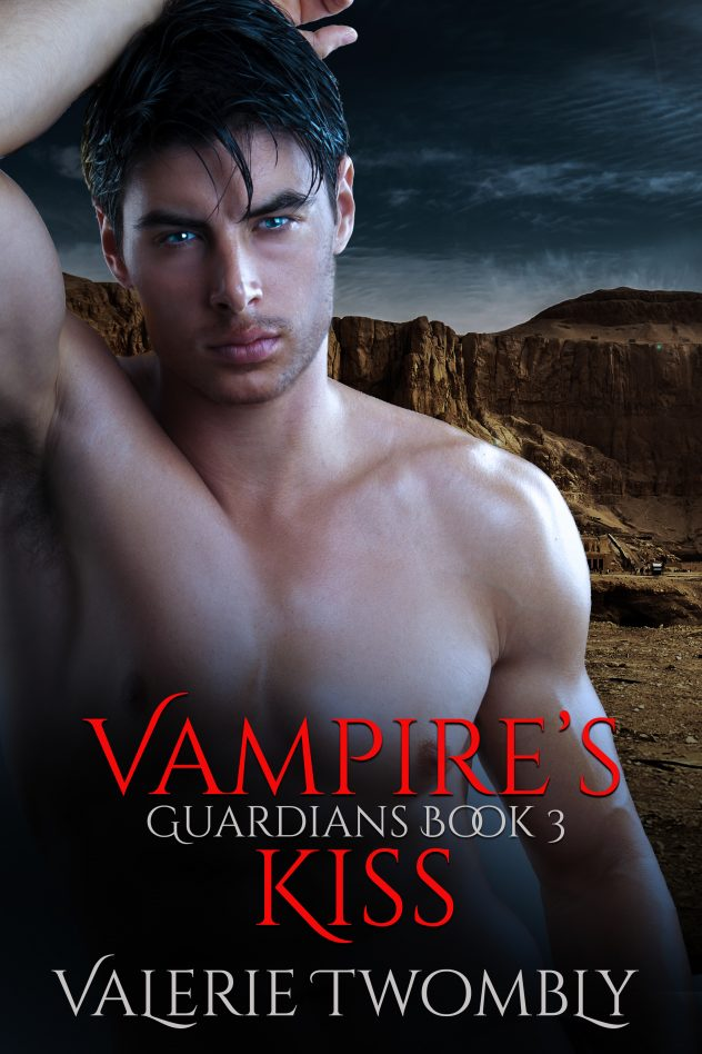 Book Cover: Vampire's Kiss (Book 3)