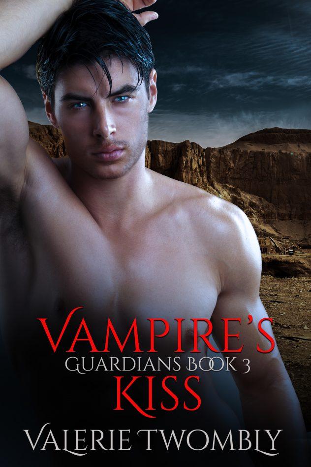 Book Cover: Vampire's Kiss (Book 3)