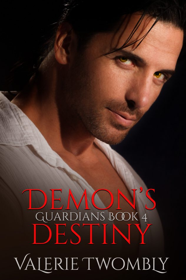 Book Cover: Demon's Destiny (Book 4)