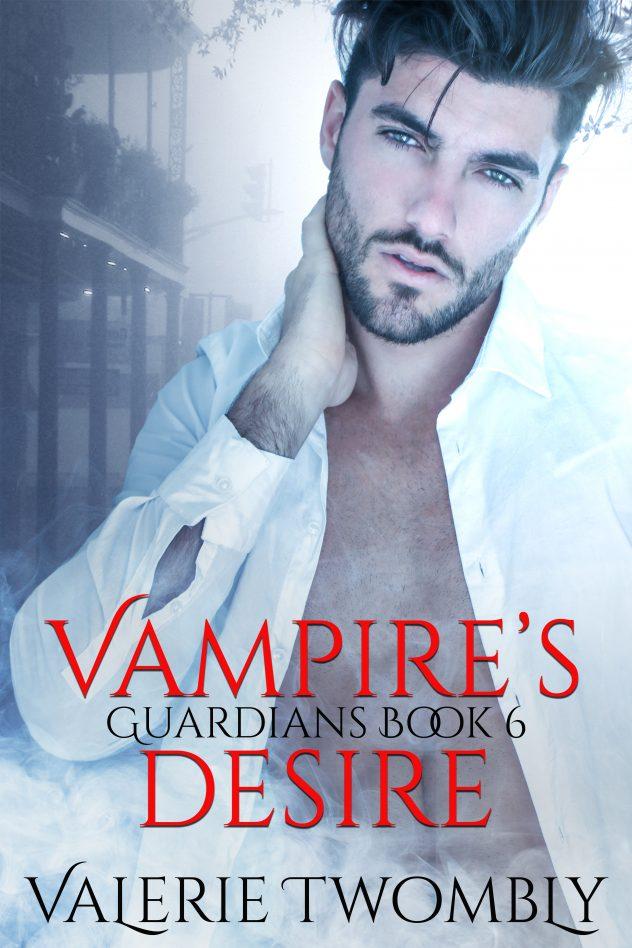 Book Cover: Vampire's Desire (Book 6)