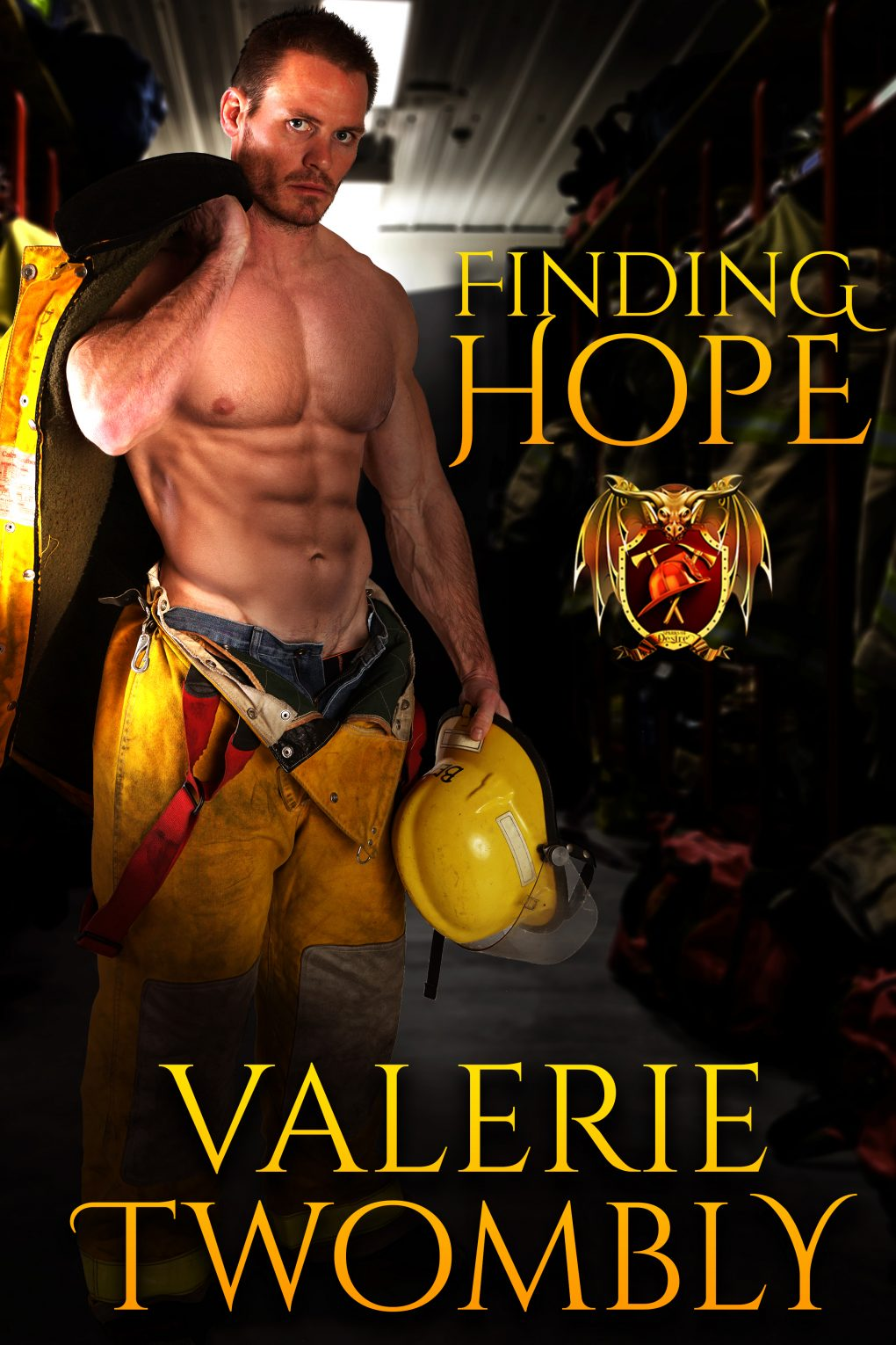 Book Cover: Finding Hope (Book 3)