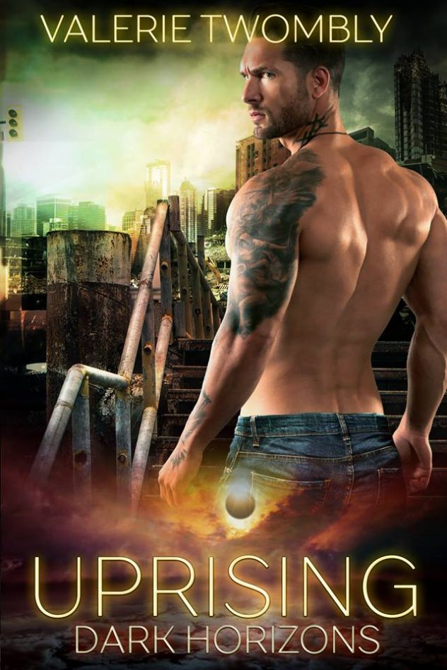 Book Cover: Uprising (Eternally Mated Series, Dark Horizons Novel 1)