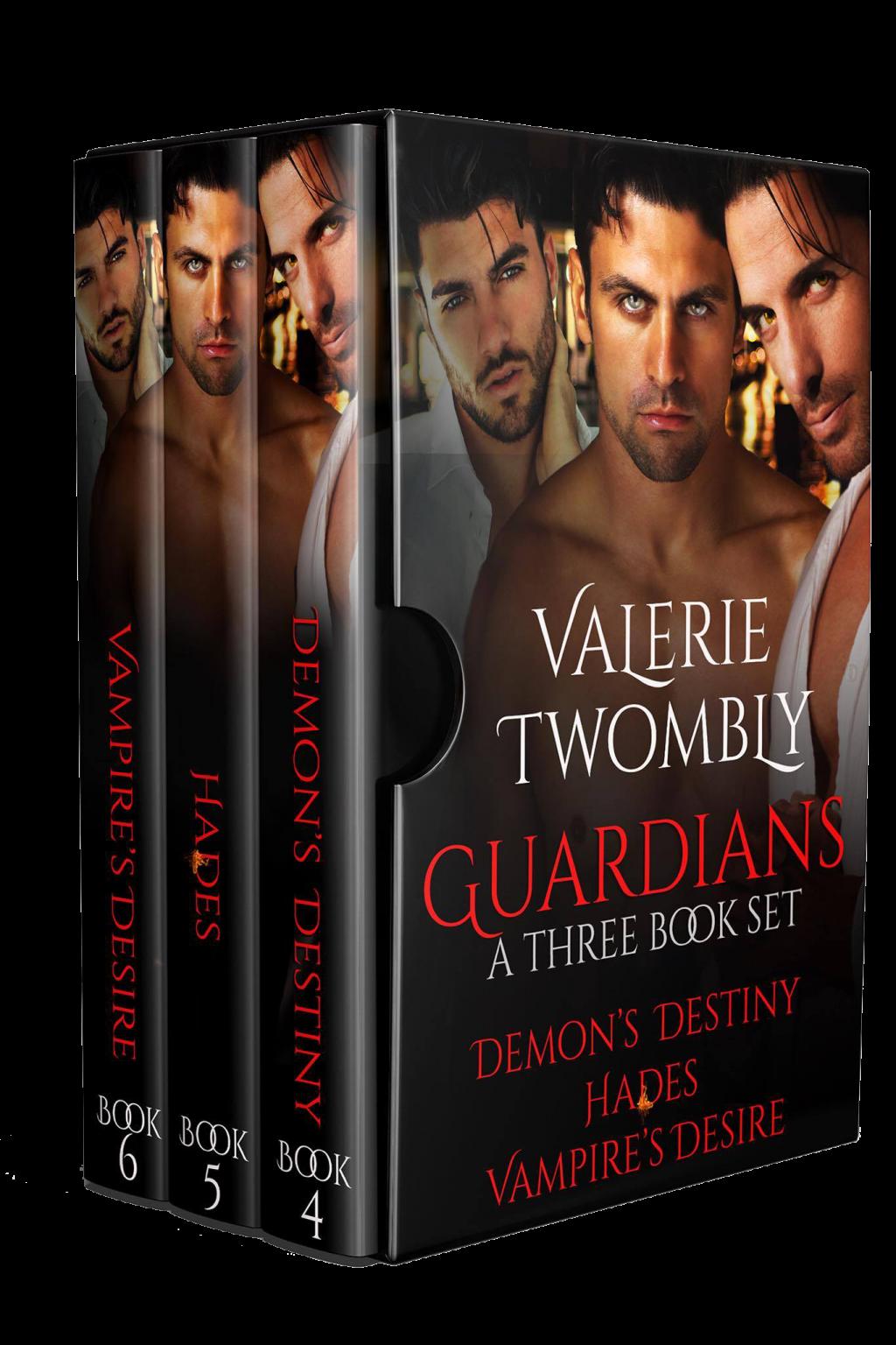 Book Cover: Guardians Boxset (Books 4-6)