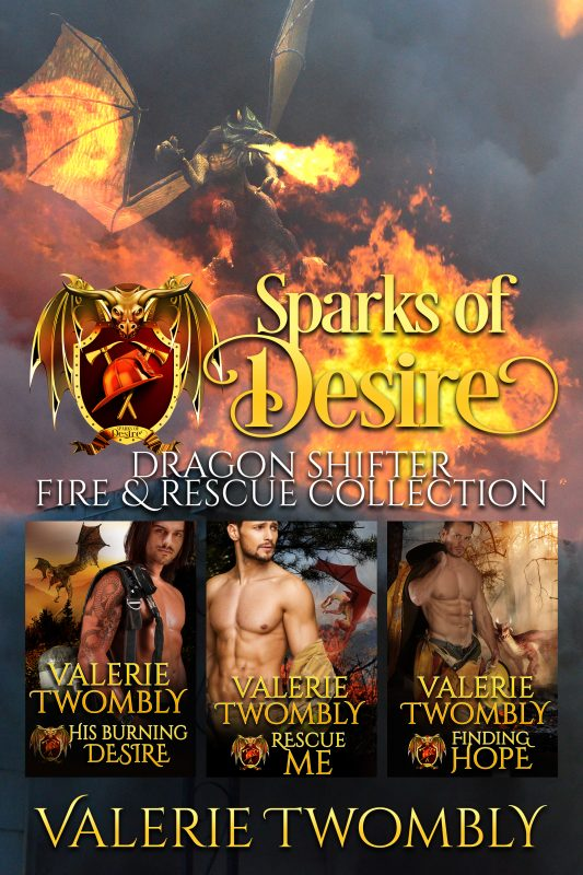 Sparks Of Desire Boxset 1-3